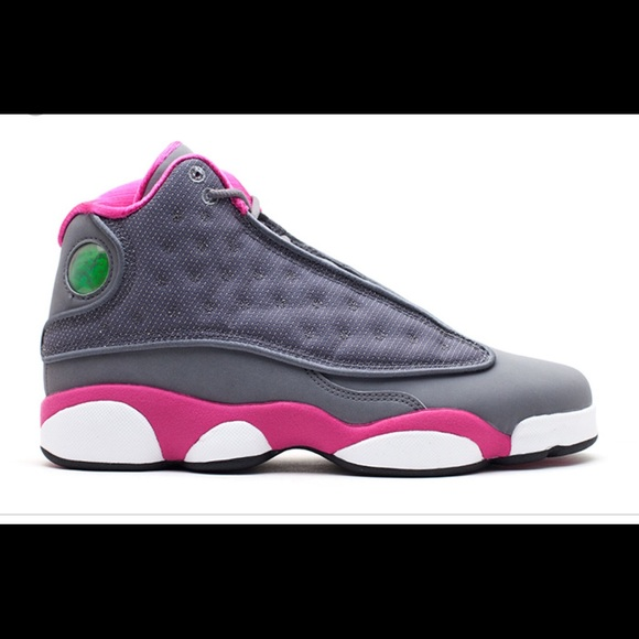 pink jordan 3s